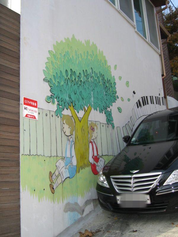昌信洞第2壁画マウル