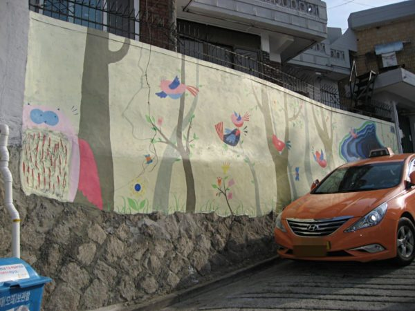 昌信洞の壁画