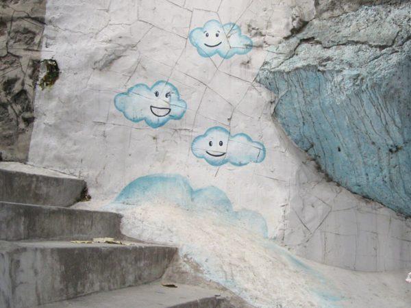 昌信洞壁画マウル