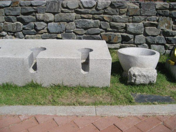 解憂斎の古代ローマと中世ヨーロッパの便器