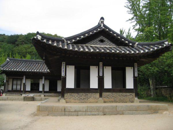 韓国民俗村韓屋