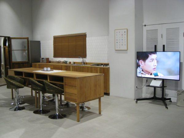 Doota免税店の「太陽の末裔」展