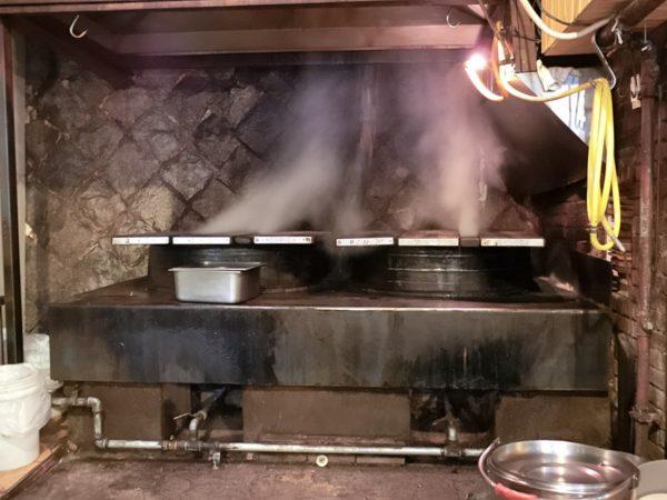 ヌティナムの厨房