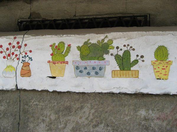 水原の行宮洞壁画マウル