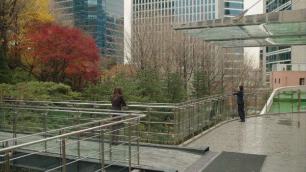 ミセンが撮影されたソウルスクエア
