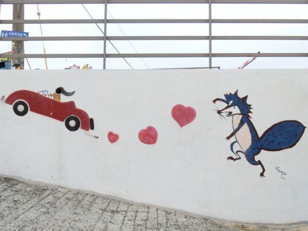トンピラン壁画マウル