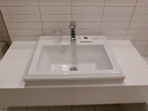 Hアベニューホテルイデシンチョンのバスルーム