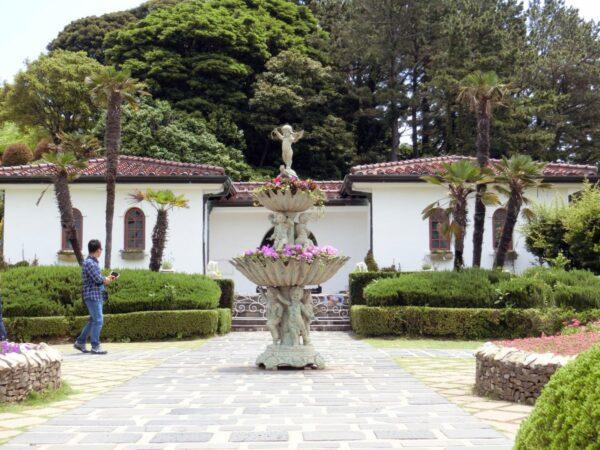 外島ボタニアのリーハウス