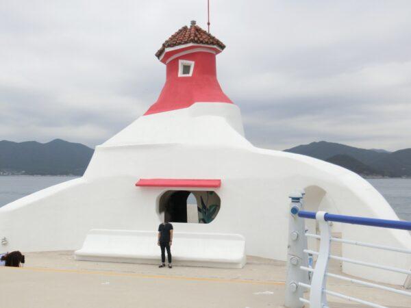 外島ボタニアの希望の灯台