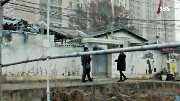 ドラマ「リメンバー」の1シーン
