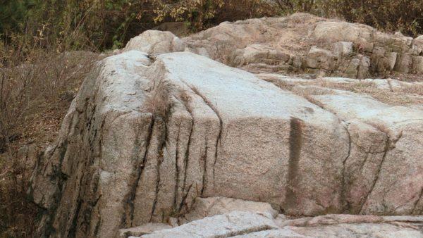 ソウルの水聲洞渓谷