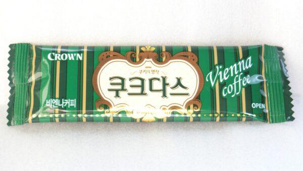 クラウン製菓ククダスの個別包装