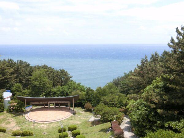 タルマジギルから見た景色