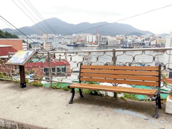 ドラマ「優しい男」のトンピラン壁画マウルでの撮影場所