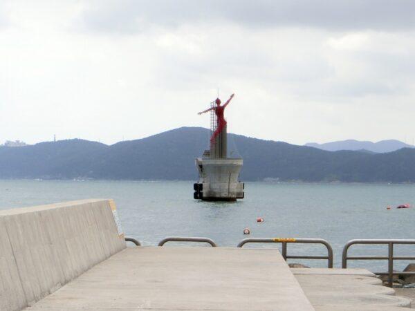 釜山の海雲台