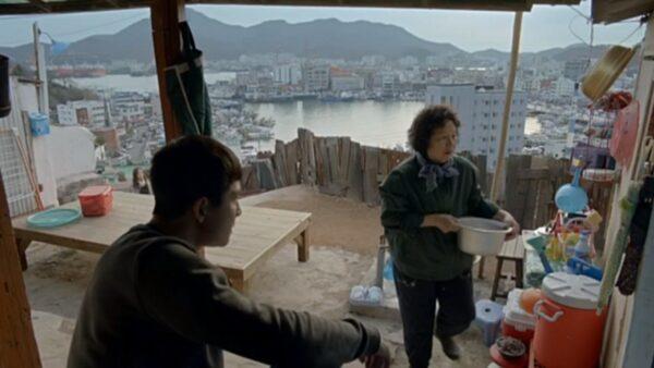 ドラマ「パダムパダム」の1シーン