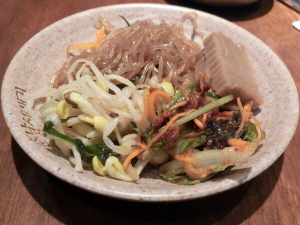 スンナムシレギの料理