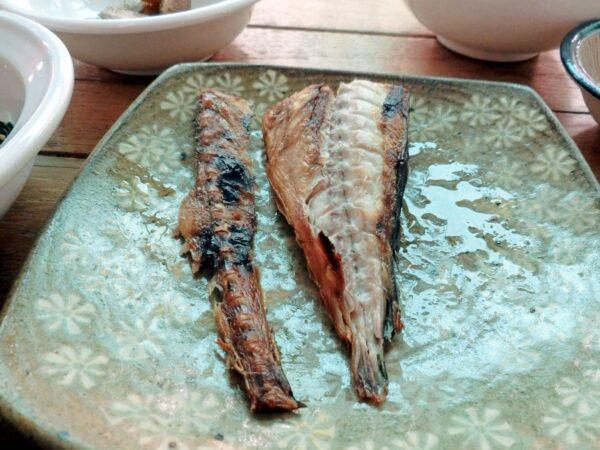 大邱の「ヤクジョン」の料理