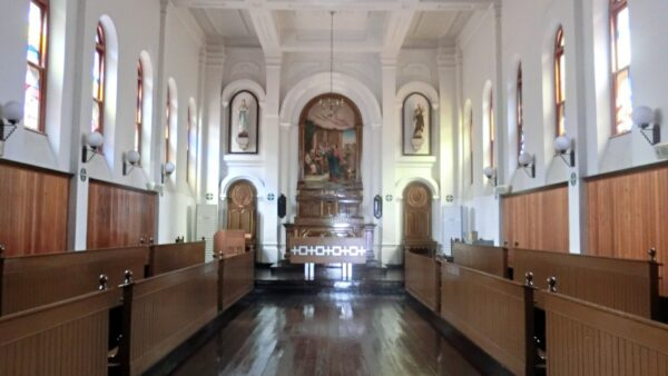 大邱カトリック大学内ユスティノ聖堂