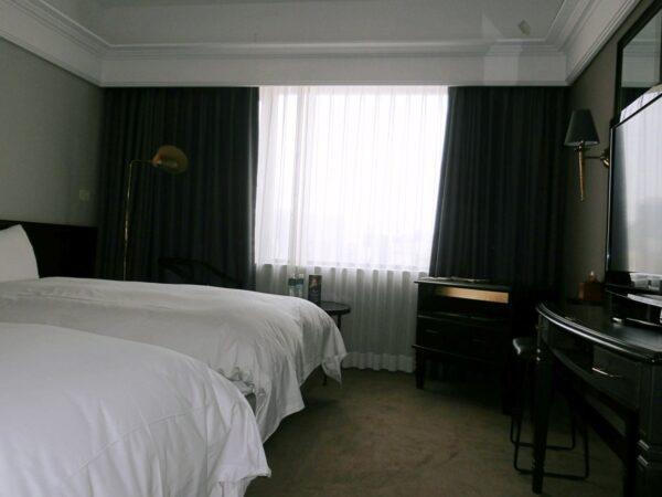 メゾングラッド済州の客室