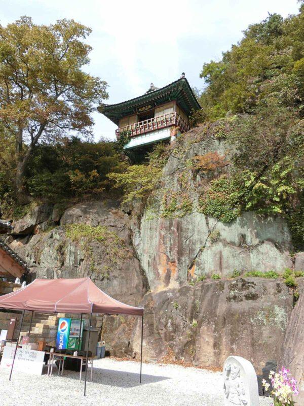 四聖庵の羅漢殿