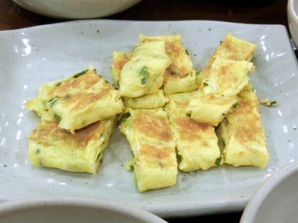 済州島のイェッチッ2の料理
