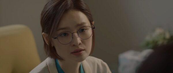 ドラマ「賢い医師生活」に出演しているチョン・ミドさん