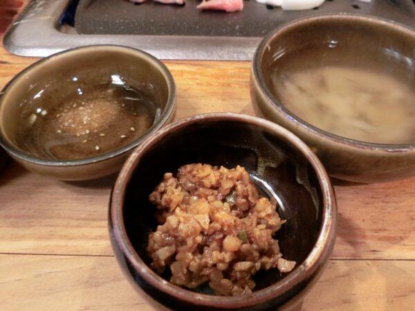 明洞にある「オウガ」の料理