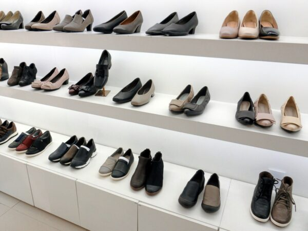 聖水の靴屋Vetianoの靴